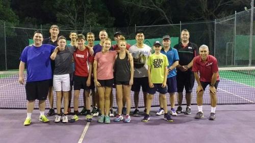 Sheldon Tennis